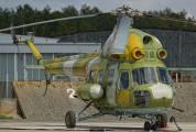 4510 - Poland - Air Force Mil Mi-2 aircraft