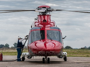 N339MS - Private Agusta Westland AW139