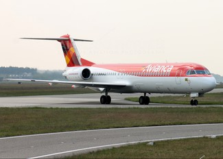 PR-OAL - Avianca Brasil Fokker 100