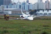 PT-LPZ - Private Cessna 500 Citation aircraft