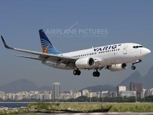 PR-VBY - VARIG Boeing 737-700