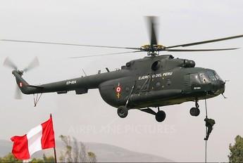 EP-604 - Peru - Army Mil Mi-17