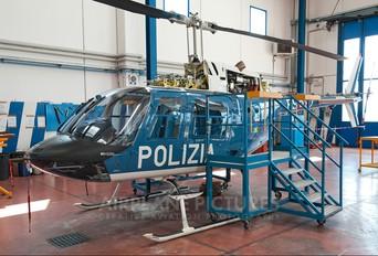PS67 - Italy - Police Agusta / Agusta-Bell AB 206A & B