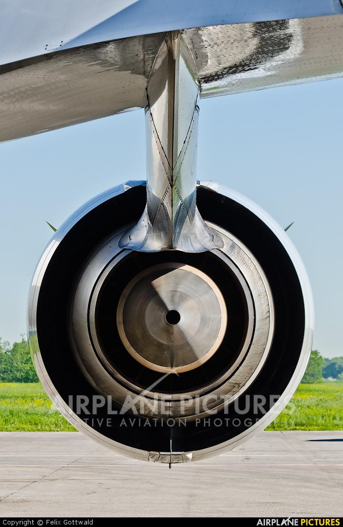 Lufthansa Cargo D-ALCF aircraft at Almaty Intl
