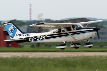 OK-JWR - Private Cessna 172 Skyhawk (all models except RG)
