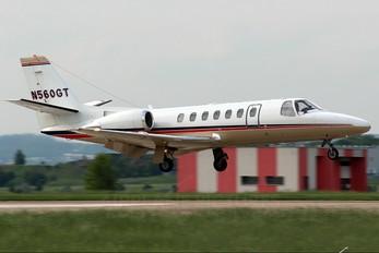 N560GT - Private Cessna 560 Citation Encore