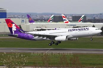 F-WWYM - Hawaiian Airlines Airbus A330-200