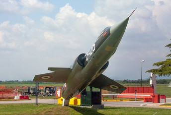MM6601 - Italy - Air Force Lockheed F-104G Starfighter