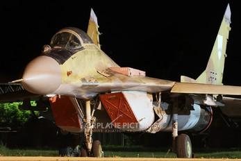 5515 - Slovakia -  Air Force Mikoyan-Gurevich MiG-29A