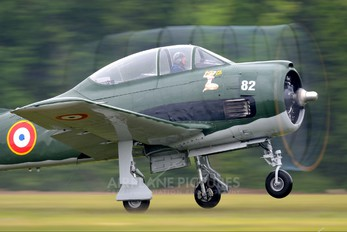 F-AZKG - Private North American T-28A Fennec