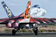 C.15-41 - Spain - Air Force McDonnell Douglas EF-18A Hornet aircraft