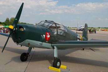 G-TPWX - Private Heliopolis Gomhouria 181 MK.6