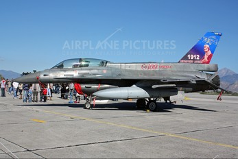 619 - Greece - Hellenic Air Force Lockheed Martin F-16D Fighting Falcon