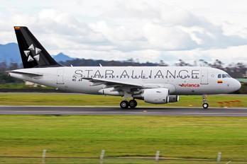 N519AV - Avianca Airbus A319