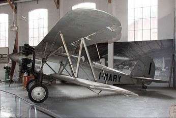 I-MARY - Private Caproni Ca.113
