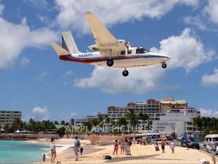 N458PA - Private Aero Commander 500