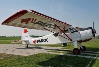 SP-AWB - Aeroklub Kujawski Yakovlev Yak-12A
