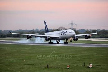 AP-EDE - Air Blue Airbus A340-300