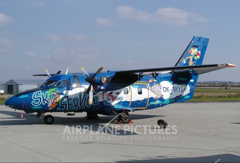 OK-SKY - Skyservice Airlines LET L-410 Turbolet