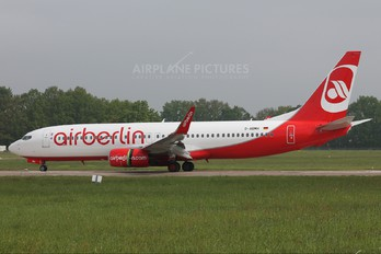 D-ABMH - Air Berlin Boeing 737-800