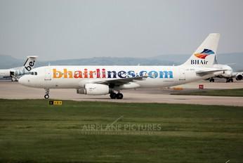 LZ-BHH - Balkan Holidays Air Airbus A320