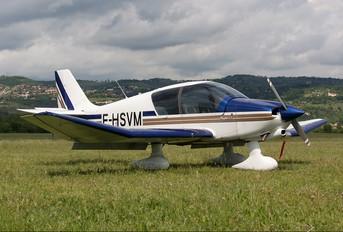 F-HSVM - Private Jodel DR1050 Ambassadeur