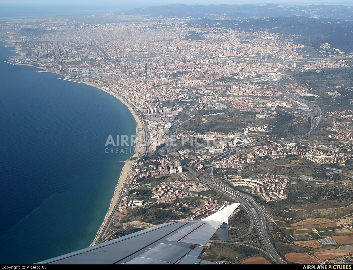 Iberia EC-IXD aircraft at In Flight - Spain