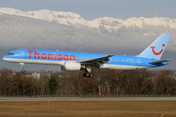 G-OOBI - Thomson/Thomsonfly Boeing 757-200