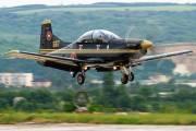 667 - Bulgaria - Air Force Pilatus PC-9M aircraft