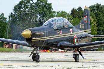 666 - Bulgaria - Air Force Pilatus PC-9M
