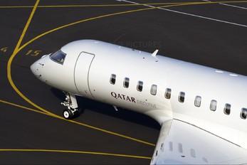 A7-CED - Qatar Executive Bombardier BD-700 Global 5000