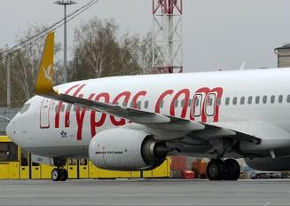 TC-CPF - Pegasus Boeing 737-800