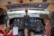 - - Private Socata TBM 850 aircraft