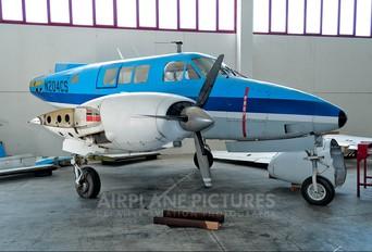 N204CS - Private Beechcraft 65 Queen Air