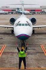 N937AT - AirTran Boeing 717