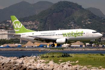 PR-WJT - WebJet Linhas Aéreas Boeing 737-300