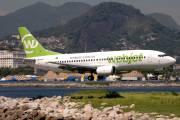 PR-WJT - WebJet Linhas Aéreas Boeing 737-300 aircraft