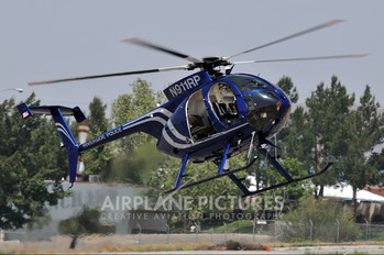 N911RP - Police Aviation Services MD Helicopters MD-500E