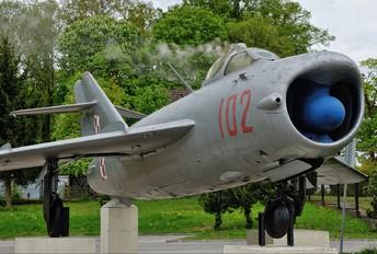 102 - Poland - Air Force PZL Lim-5P