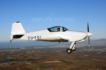ZU-FOL - Private Vans RV-6A