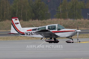 N267MT - Private Grumman American AA-5B Tiger