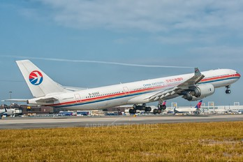 B-6052 - China Eastern Airlines Airbus A340-600