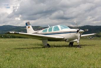 D-EJLW - Private Beechcraft 33 Debonair / Bonanza