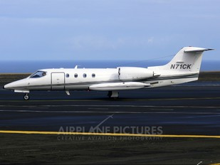 N71CK - Private Learjet 36