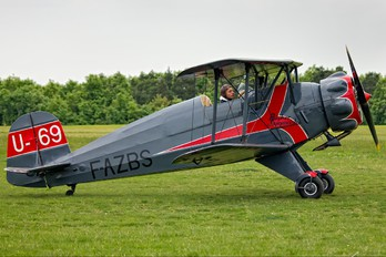 F-AZBS - Private Bücker Bü.133 Jungmeister