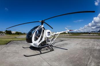 PR-KNM - QNE Escola de Aviação Schweizer 300
