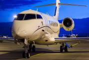 M-NOEL - Private Bombardier BD-100 Challenger 300 series aircraft