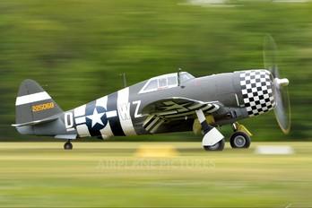 G-CDVX - Patina Republic P-47G Thunderbolt