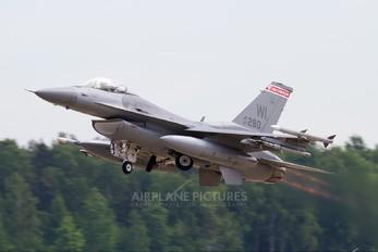 87-0280 - USA - Air National Guard General Dynamics F-16C Fighting Falcon