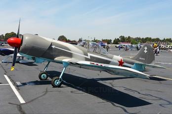 N550YK - Private Yakovlev Yak-50